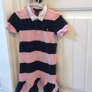 Polo by Ralph Lauren girl's dress.